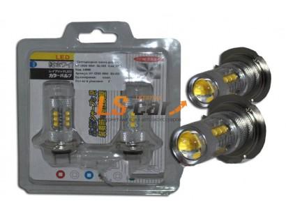Светодиодная лампа для а/м H7-CREE-80W- SILVER  Cree_XBD