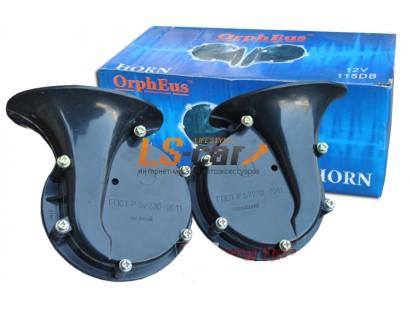 Сигнал звуковой электрический TZ-A002-100-2 (302/303) 12V