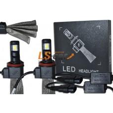 Лампа головного света  LED HEADLIGHT H27-881 6000К\3200LM\30W CREE 5G FLEX 9-30V DC