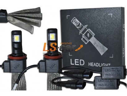 Лампа головного света  LED HEADLIGHT H7 6000К\3200LM\30W CREE 5G FLEX 9-30V DC