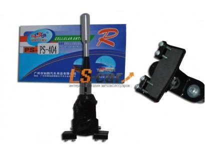 Антенна PS-404 активная на желобок/водосток,  прямой пластик/металл пруток 18 см