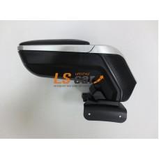 Подлокотник Citroen C4 2004-2010 (48023BK+SIL)