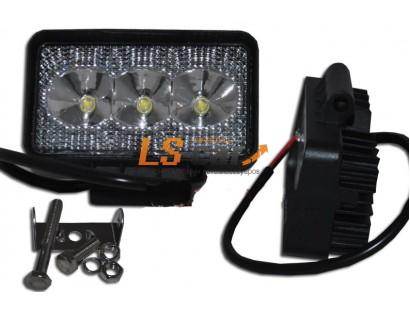 Фонарь светодиодный 09 type 9W Flood Light -LED (ближний) (9-30V) 11*6*5см