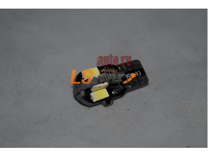 Светодиодная лампа для а/м T10-5630-8SMD (белый) 12V