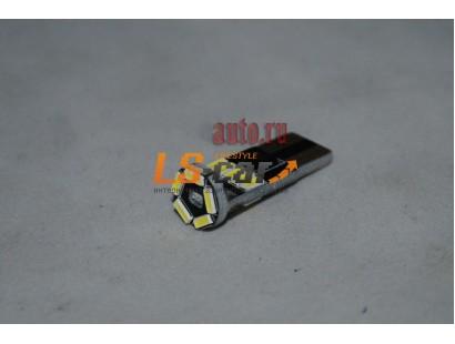 Светодиодная лампа для а/м T10-4014-15SMD (белый) 12V