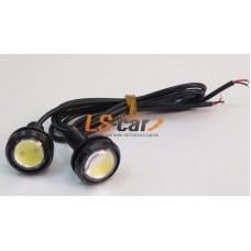 Дневные ходовые огни DCD-01 LED врезные