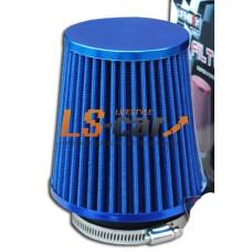 """Фильтр воздушный, спортивный""""SUPER POWER FLOW""""  HW-16014Bl (синий)"""