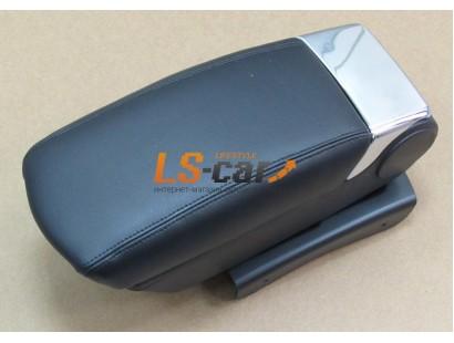 Подлокотник Chevrolet Lacetti хром (48025BK+CH)