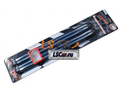 Накладки на бампер HJ-108BK