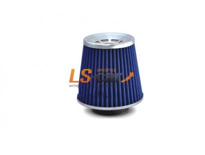 """Фильтр воздушный, спортивный""""SUPER POWER FLOW"""" 16007F-BK  (черный)"""
