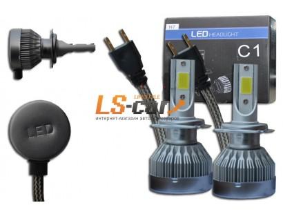 Лампа головного света со светодиодами CREE H27-881-С1 3800LM  12-24V