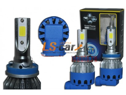 Лампа головного света со светодиодами CREE H27-881-R8 36W/3800LM 8-48V (со встр, вентилятором, беспрововодная)