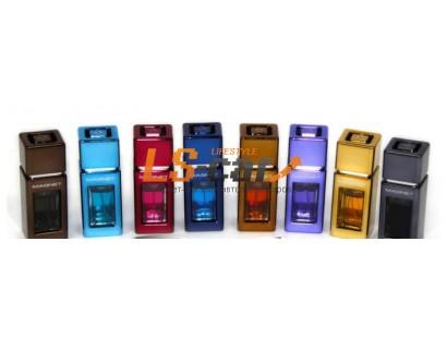 """Ароматизатор воздуха на дефлектор  """"MAGNET"""" Кожа и дерево MGN-151 (8мл.)/20"""