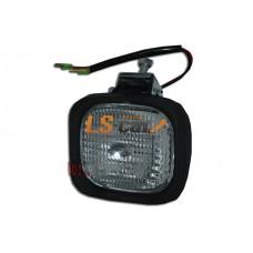 Фара дополнительная ZK-04-086 (лампа H3) на грузовые а\м (белый)
