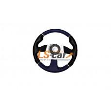 Рулевое колесо PT-4128A (синий) 320mm