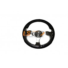 Рулевое колесо PT-4156A CН (хром) 320mm