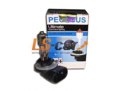 Лампы галогеновые  H27-881   12V27W   (стандарт PEGASUS)