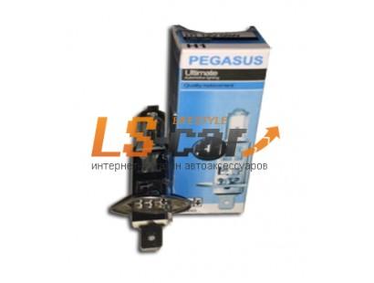 Лампы галогеновые  H1  24V70W   (стандарт PEGASUS)