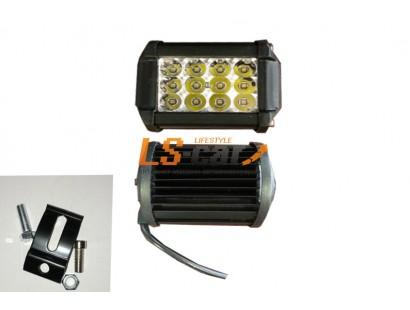 Фонарь светодиодный  F12LED 36W  (9-30V) 10*7,5*7см