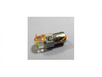Светодиодная лампа для а/м S25/T20-6W-D- FLASH DC9-30V (1156) 12V