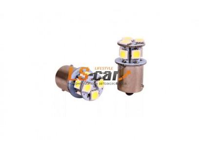 Светодиодная лампа для а/м 1157-5050-8SMD 12V