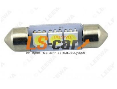 Светодиодная лампа FT-5050-3SMD-41ММ 12V