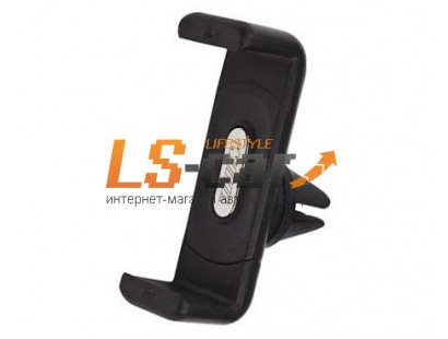 Держатель для телефона/смартфона  на решетку вентиляции HT-11V- WIIIX черный