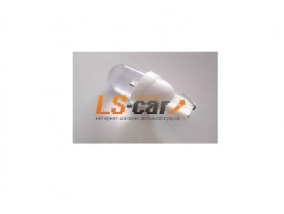 Светодиодная лампа для а/м T10-1 LED (12V белый)