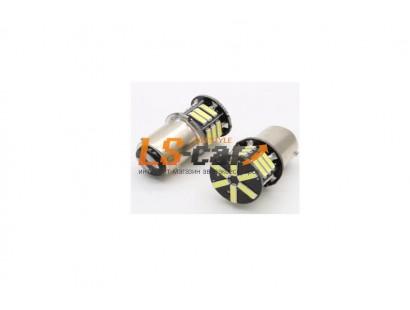 Светодиодная лампа для а/м 1157-7014-21SMD 12V