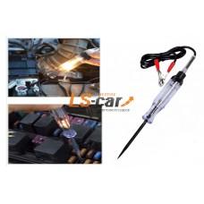 Тестер цепи CJ85999 с диодной индикацией усиленный 6-24B, кабель 1м