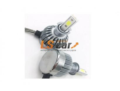 Лампа головного света со светодиодами CREE H8-C6R 36W/3800LM 6000K 12V (без вентилятора)