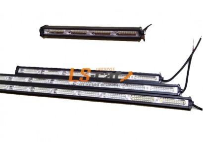 Фонарь светодиодный J60W162  6*10led  (9-30V) 400*25*45mm