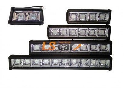 Фонарь светодиодный L36W108  4(3*3)led  (9-30V) 235*75*55mm