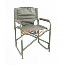"""Кресло складное """"СЛЕДОПЫТ"""" 585х450х825 мм, сталь 25 мм, хаки/PF-FOR-SK07"""
