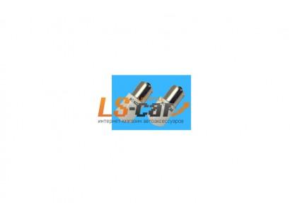 Светодиодная лампа для а/м 1157-3030-6SMD ceramic DC12-24V
