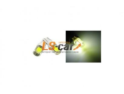 Светодиодная лампа для а/м T10-194-2825COB 5W 12V
