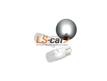 Светодиодная лампа для а/м T10-2835-3smd-Ceramic 12V