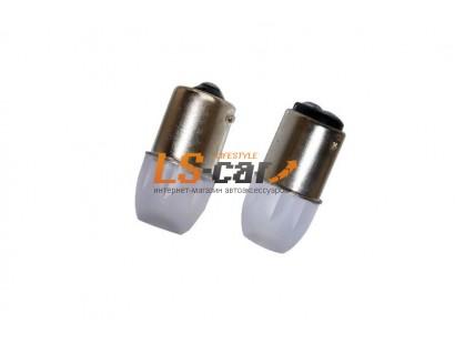 Светодиодная лампа для а/м 1157-5630-3SMD матовая колба 12V