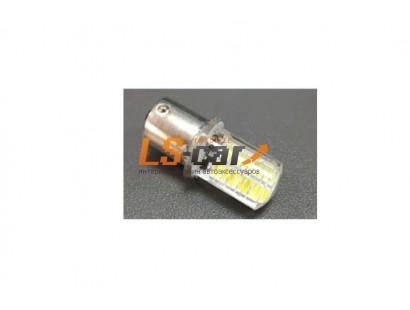 Светодиодная лампа для а/м 1157-4014-36SMD-SIL 12V
