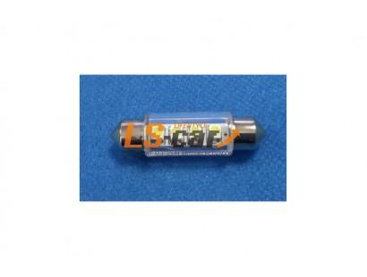 Светодиодная лампа SJ-3528-4SMD-39mm cannula 12V