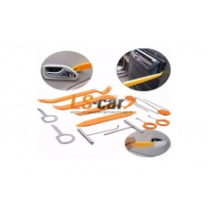 Набор инструментов для разборки салона автомобиля SY-008 (пластик, 8 пр.)