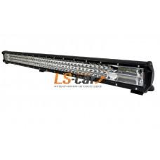 Фонарь светодиодный  FS120W360 ближний/дальний 3*24+2(2*12)led  (9-30V) 650*75*55mm