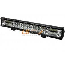 Фонарь светодиодный   FS108W324  ближний/дальний  3*20+2(2*12)led  (9-30V) 590*75*55mm
