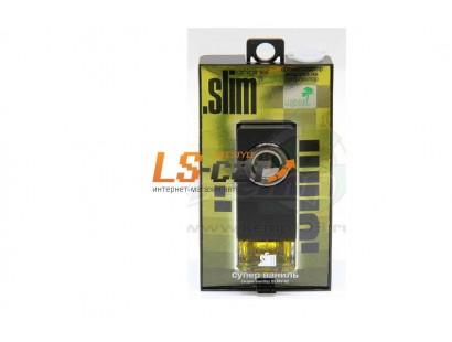 "Ароматизатор воздуха на дефлектор  ""SLIM"" Супер ваниль SLMV-92 (8 мл.)/20"