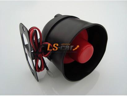 Сирена CASS-1  6-тональная  12V, 15W