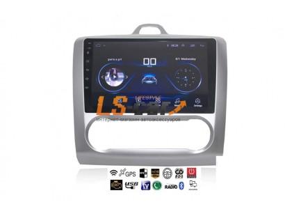 Автомагнитола- штатное головное устройство Android 8.1 Ford Focus II 2005-2011с климат контролем