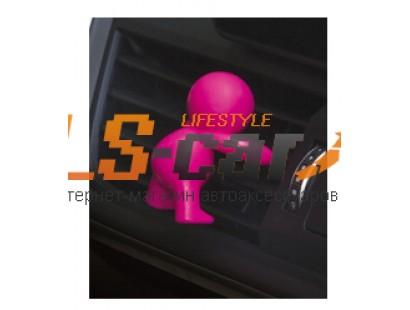 Ароматизатор на дефлектор Joy Fragrances JGIGI Цитрус и мускус фуксия 5х6,5см/JGIGI003RU/6