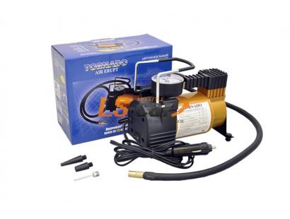 Компрессор автомобильный AC-580В Standart в коробке,без сумки Торнадо 12V/35л./мин/пласт.корпус/140Вт, 14А