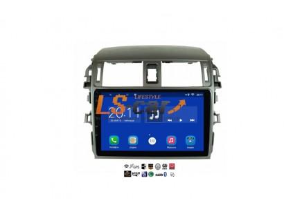 Автомагнитола- штатное головное устройство Android 8.1 Toyota Corolla E150 2008-2012