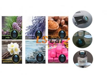 Ароматизатор нейтрализатор воздуха ECO FRESH  молекулярный уничтожитель запахов и бактерий,кедр